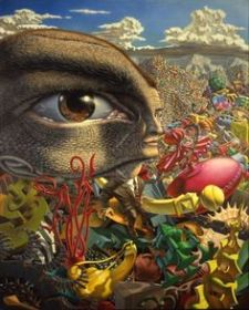 Surrealist Body in Parts
