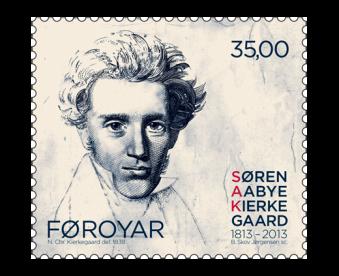 Kierkegaard on Danish Note