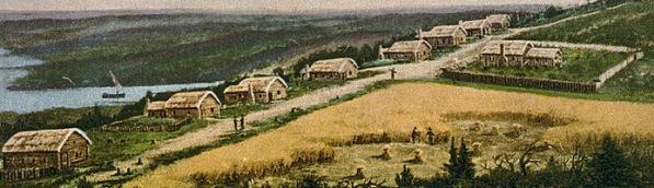 Plymouth, Massachusetts, 1622, W.L. Williams